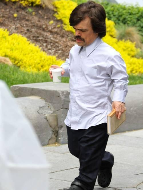 Peter Dinklage, X-Men, X-Men Days of Future Past, Bolivar Trask, Trask Industries