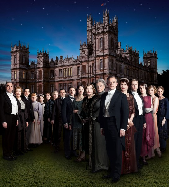Downton Abbey, BBC, Maggie Smith