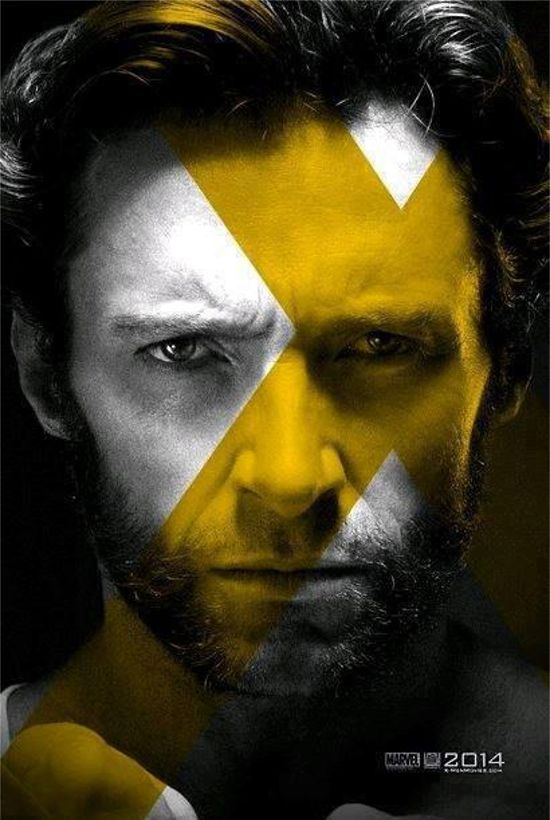 X-Men Days of Future Past, X-Men, Wolverine, Logan, Hugh Jackman