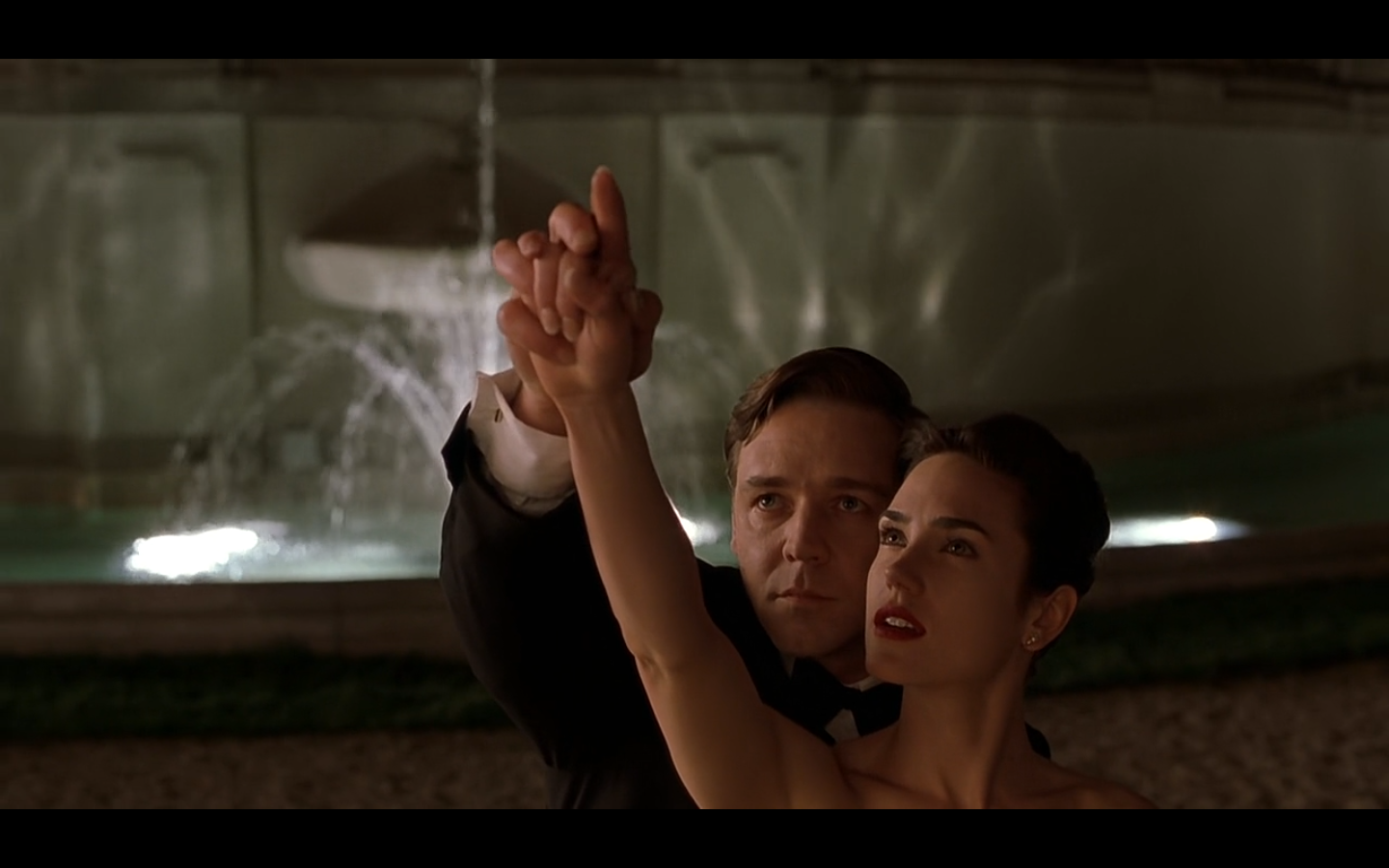 John Nash, Ron Howard, a Beautiful mind, Russell Crowe, Jennifer Connelly