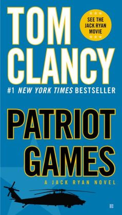 Patriot Games, Jack Ryan, Tom Clancy