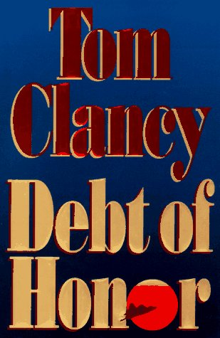Debt of Honor, Tom Clancy, Jack ryan
