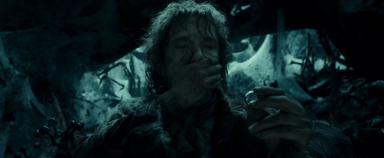 The Hobbit The Desolation of Smaug, Martin Freeman, Bilbo Baggins