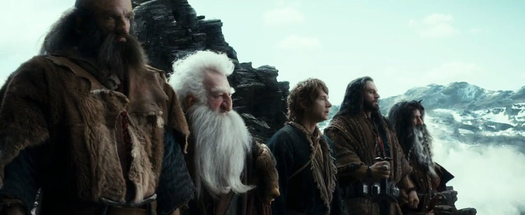 The Hobbit The Desolation of Smaug, Thorin Oakenshield, Richard Armitage, Dwarves of Erebor