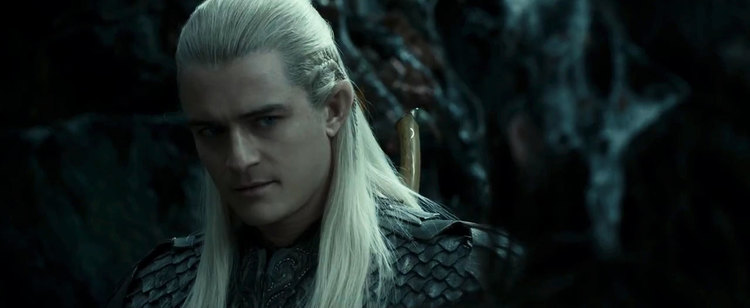 The Hobbit The Desolation of Smaug, Legolas, Orlando Bloom