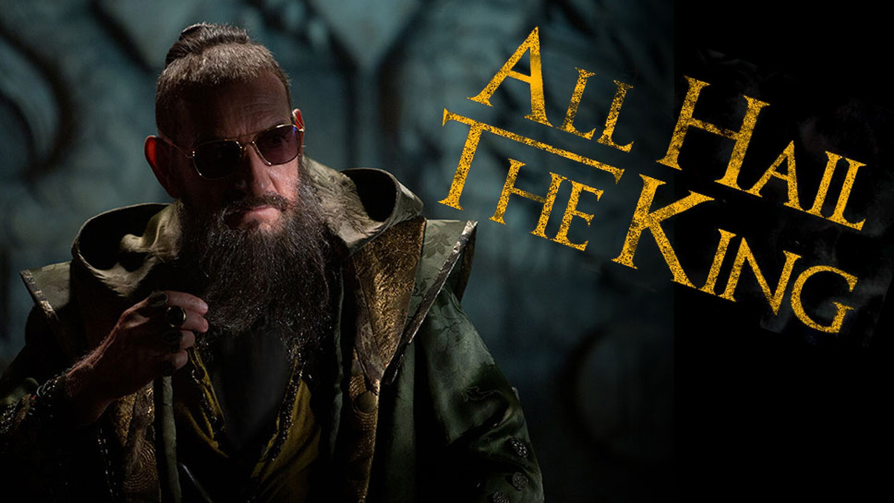 Ben Kingsley, Mandarin, Iron Man 3, All Hail the King
