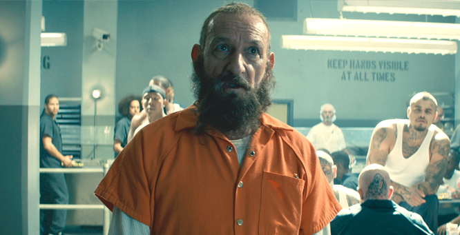 Ben Kingsley, Iron Man 3, Mandarin, All Hail the King