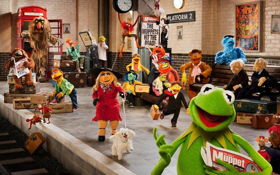 Kermit, The Muppets, Muppets Most Wanted