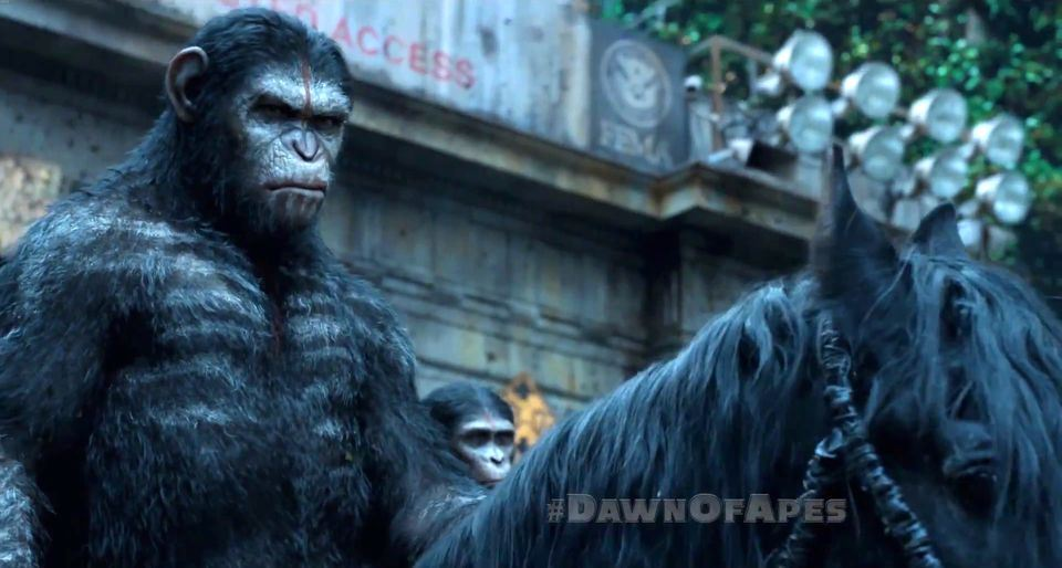 Caesar, Andy Serkis, Dawn of the Planet of the Apes