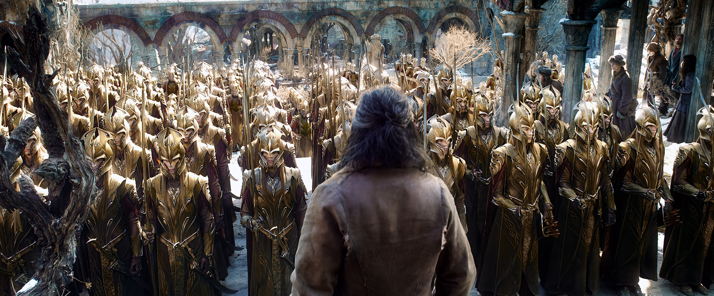 The Hobbit The Battle of the Five Armies, Bard the Bowman, Luke Evans