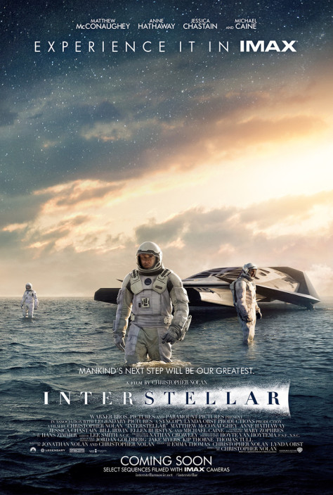 Interstellar, Chris Nolan, Matthew McConaughey