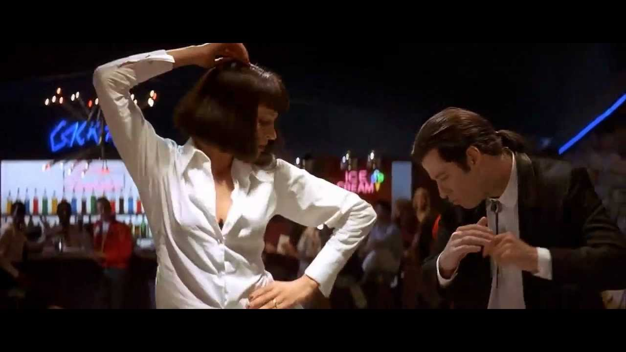 Uma Thurman, John Travolta, Pulp Fiction