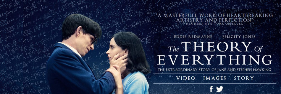 Stephen Hawking, Jane Hawking, The Theory of Everything, Felicity Jones, Eddie Redmayne