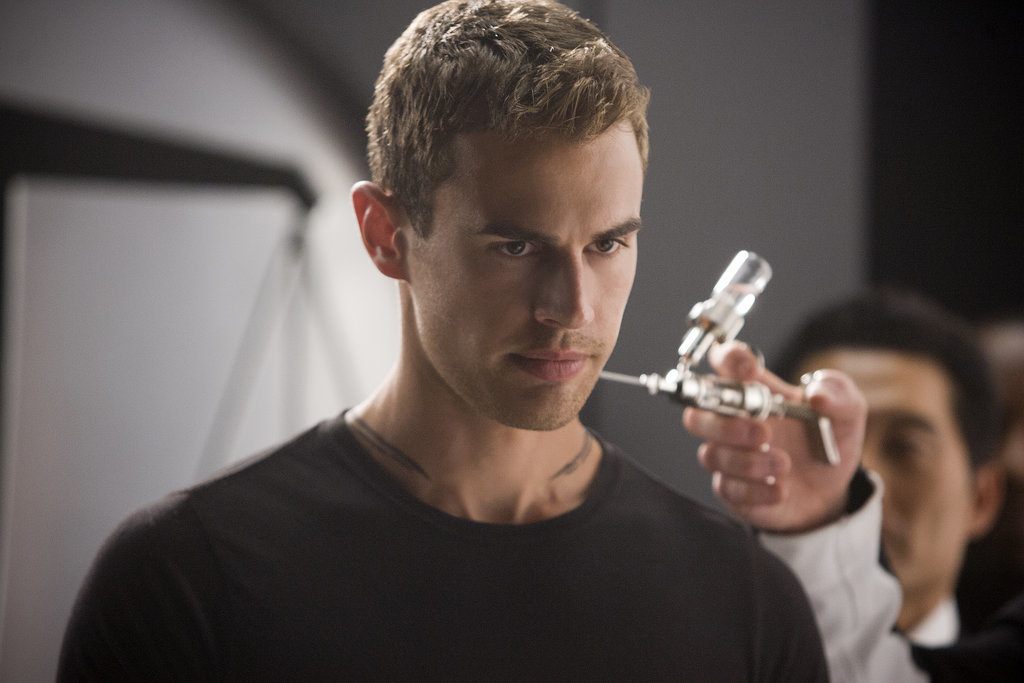Four, Theo James, Insurgent
