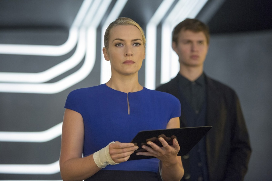 The Divergent Series: Insurgent, Insurgent, Kate Winslet, Ansel Elgot