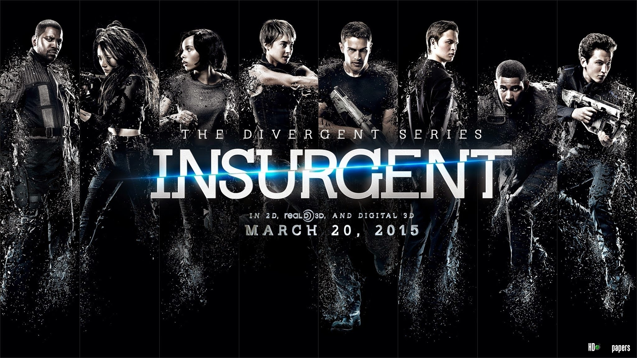 Movie Review The Divergent Series Insurgent 2015 Now Begins The Great Meandering Killing Time