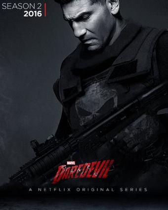 Jon Bernthal, Daredevil, The Punisher