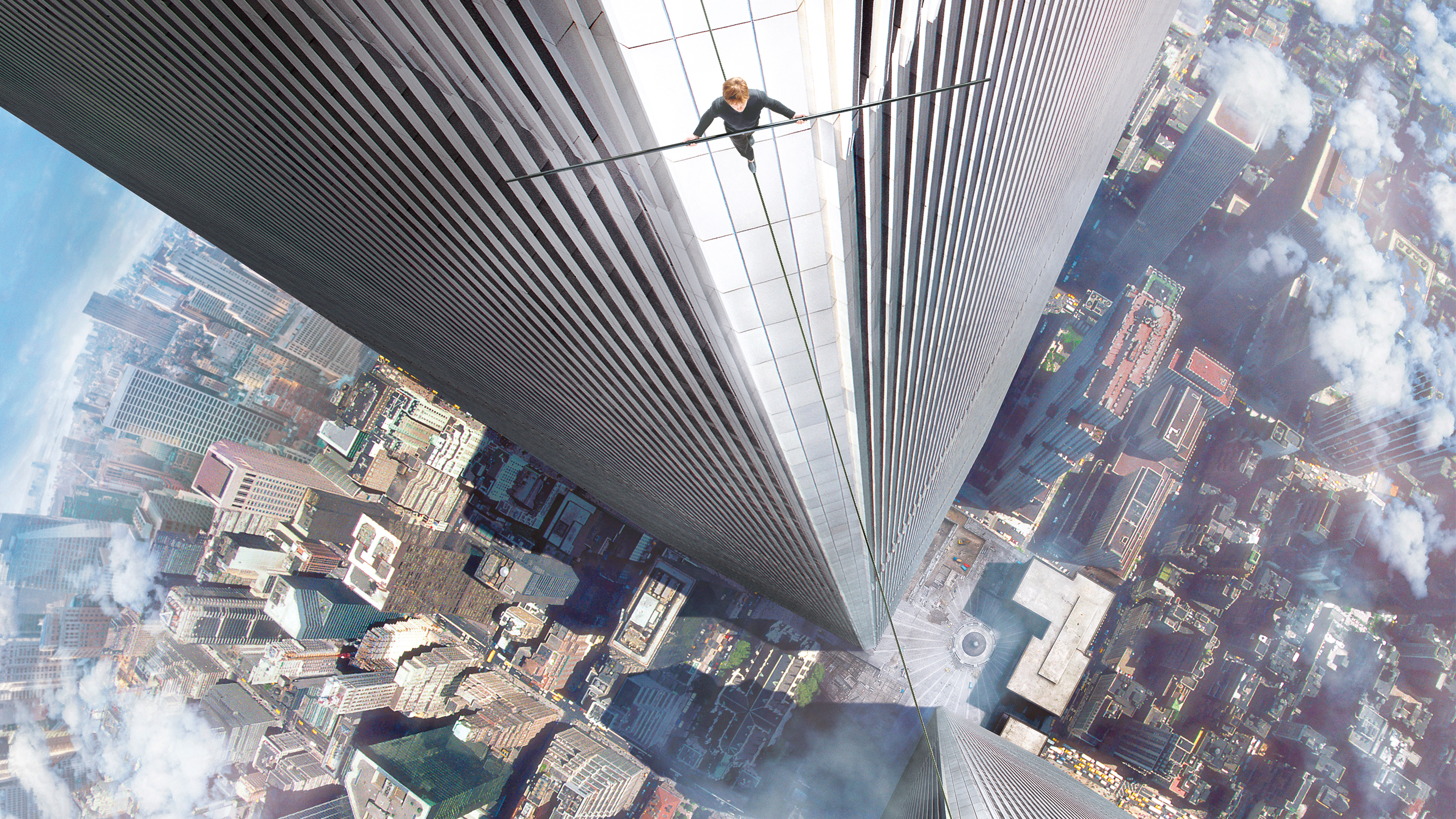 Joseph Gordon-Levitt, The Walk, Philippe Petit