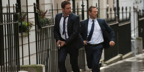 London Has Fallen, Gerard Butler, Aaron Eckhart