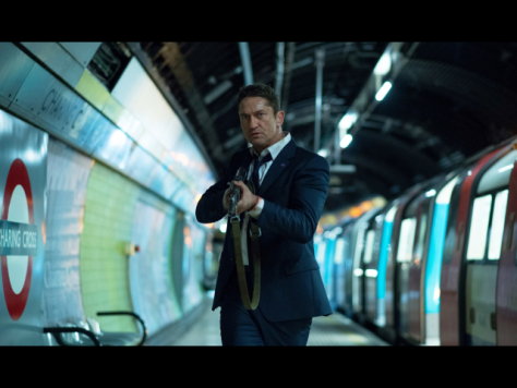 London Has Fallen, Gerard Butler