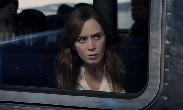 Emily Blunt, The Girl on the Train