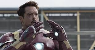Iron Man, Tony Stark, Robert Downey Jr., Captain America: Civil War