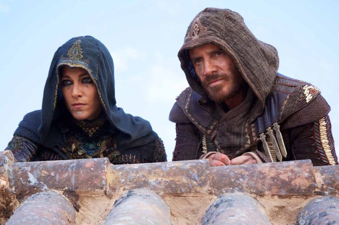 Michael Fassbender, Assassin's Creed