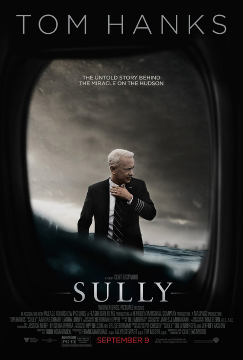 Tom Hanks, Clint Eastwood, Sully