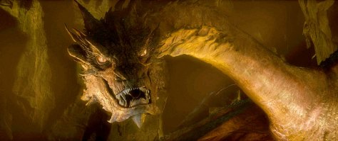 The Hobbit: The Desolation of Smaug, Smaug, Benedict Cumberbatch