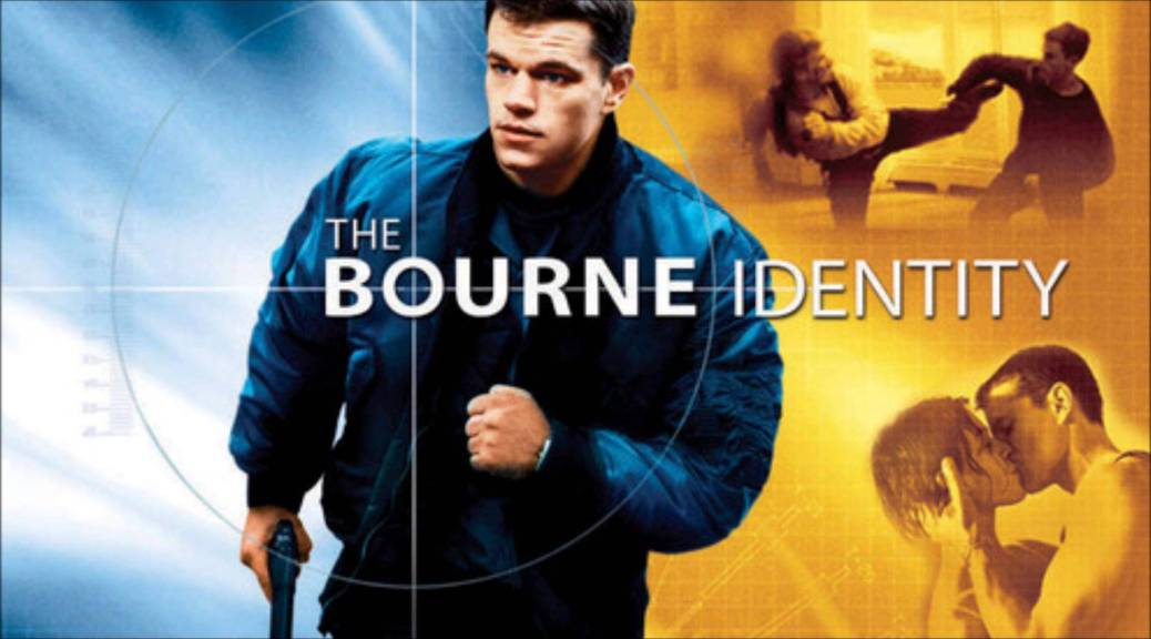Matt Damon, Jason Bourne, The Bourne Identity