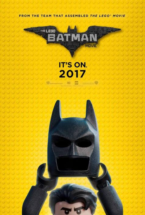 The LEGO Batman Movie, Batman, Bruce Wayne