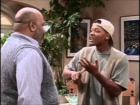 The Fresh Prince of Bel-Air, Will Smith, James Avery