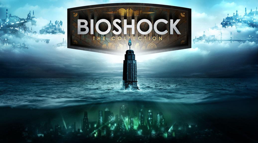 Bioshock Infinite Burial At Sea Man of Steel Big Daddy Poster Print Rob Waters