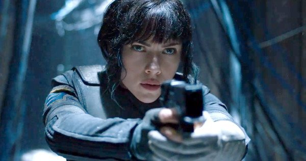 Ghost in the Shell, Scarlett Johansson