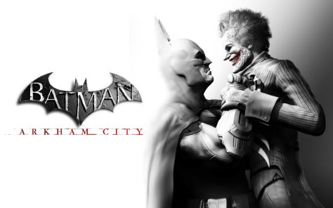 Batman Arkham City, Joker, Batman