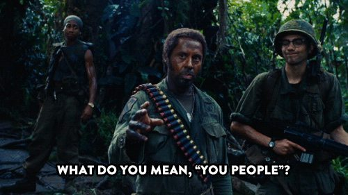 Robert Downey Jr., Sgt. Lincoln Osiris, Tropic Thunder