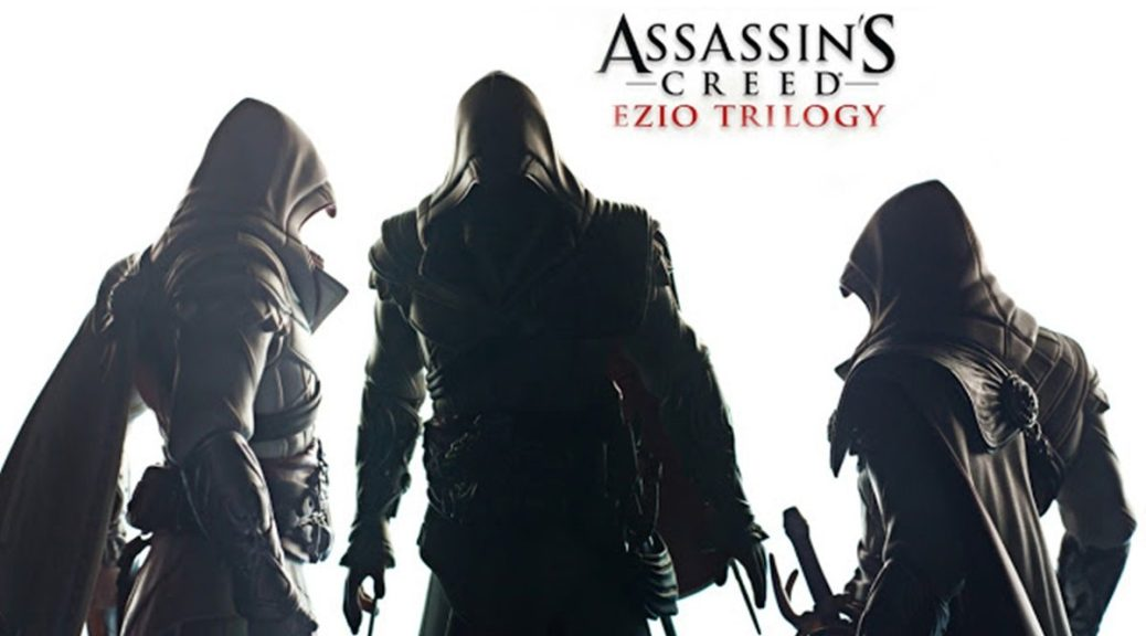The Ezio Collection Assassin S Creed Complete Achievement Trophy Lists Xbox Playstation 2016 Killing Time
