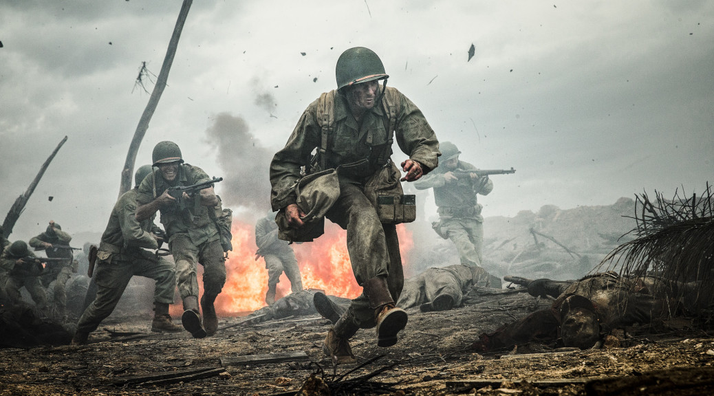 Hacksaw Ridge, Andrew Garfield