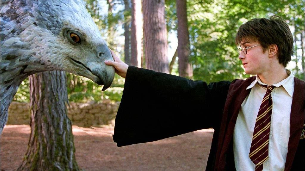 My Favorite Scene Harry Potter And The Prisoner Of Azkaban 2004 Buckbeak Takes Flight Killing Time