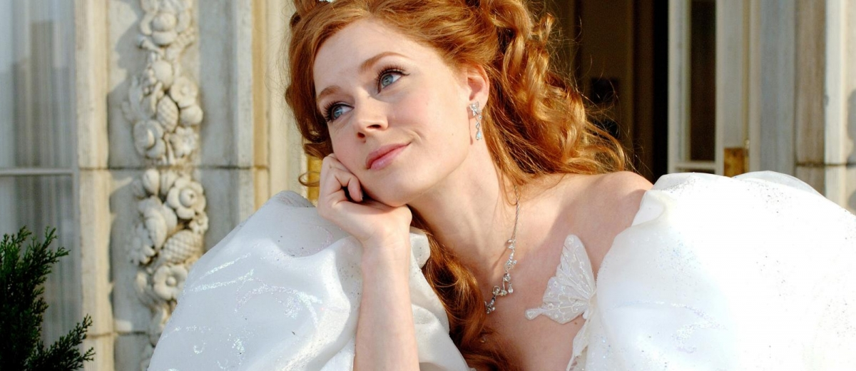 Amy Adams, Enchanted