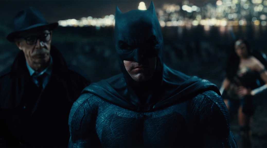 Justice League, Batman, Ben Affleck, JK Simmons