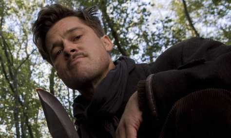Brad Pitt in Inglorious Basterds