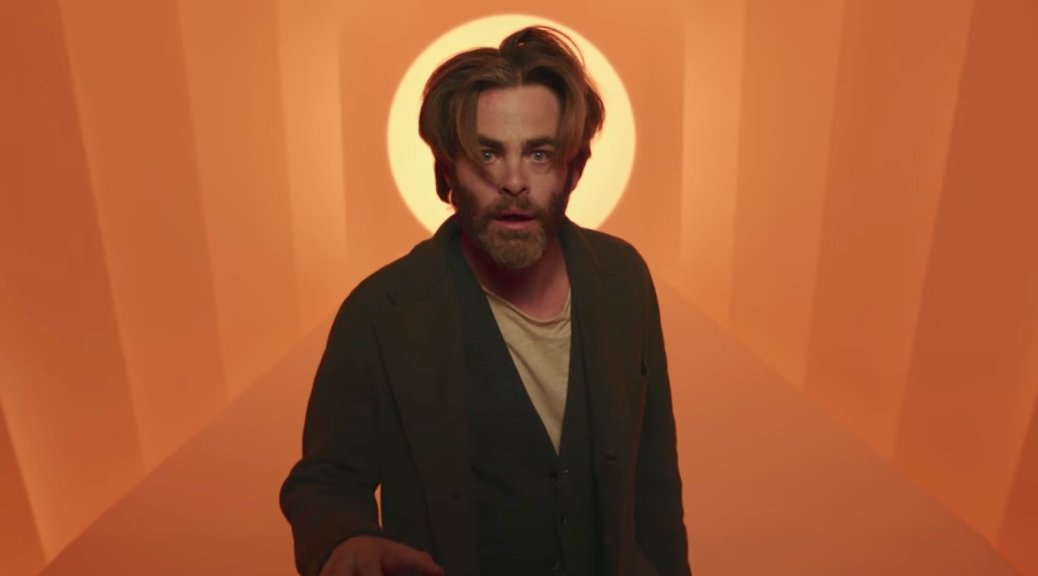Chris Pine in A Wrinkle in Time