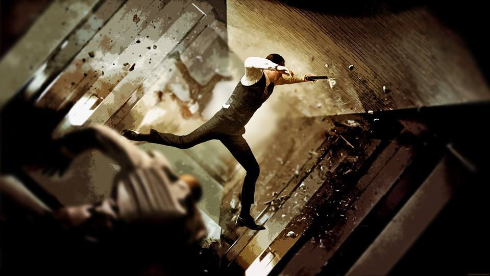 Joseph Gordon Levitt in Inception