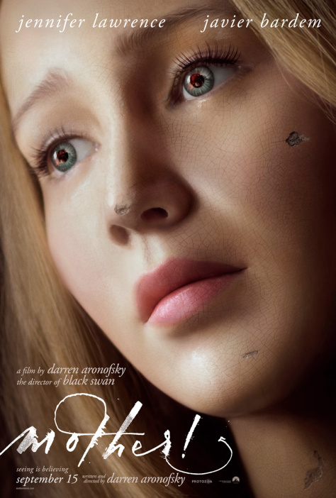 mother! Poster with Jennifer Lawrence