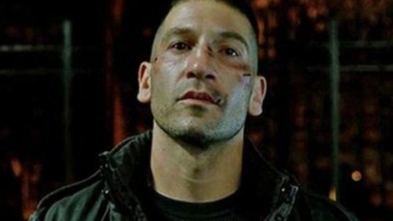 Jon Bernthal in The Punisher Season One