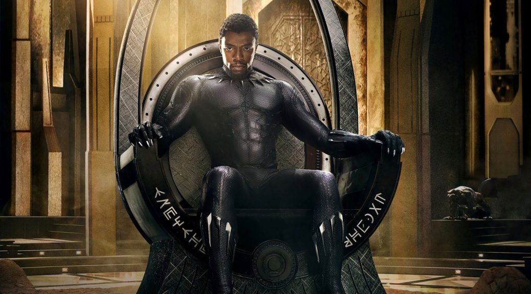 Movie Review Black Panther 2018 All Hail The King Killing Time