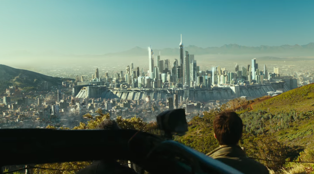 Movie Review Maze Runner The Death Cure 2018 Every Maze Has An End Killing Time