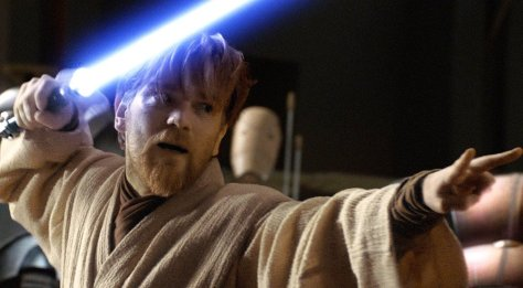 Ewan McGregor in Star Wars Episode III: Revenge of the Sith