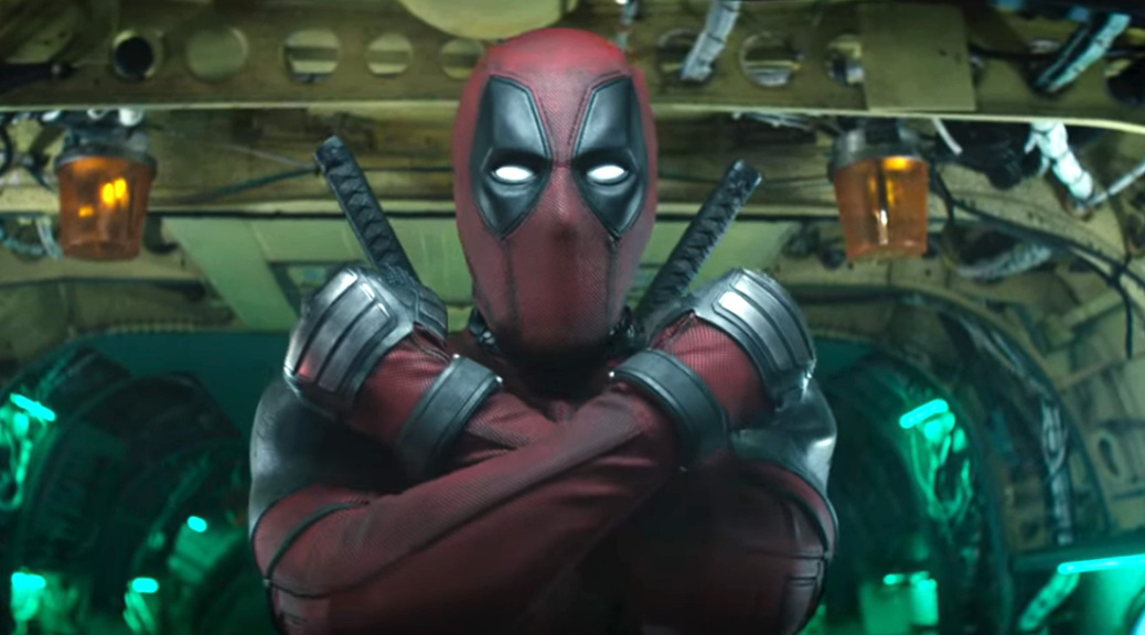 Ryan Reynolds in Deadpool 2